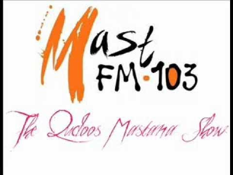 Mast FM 103 - The Qudoos Mastana Late Night Love Show (12-6-2012) - Lying in Love