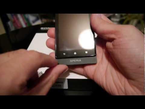 Test Sony Xperia Sola - Hardware, prise en main, écran, design, finitions...