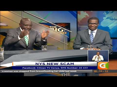 The Big Question: NYS new scam