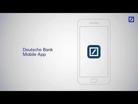 """""""Deutsche Bank Mobile"""" - die Video-Anleitung zur Banking-App"""