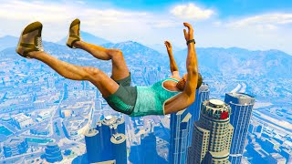 GTA 5 Epic ragdolls ep.104 [Funny Moments]