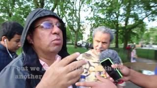 Egyptian Christian vs Muslim   حوار بين مسلم ومسيحي مصري