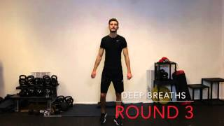 HIIT Workout - 6 Minute High Intensity Workout