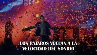 Speed Of Sound - Coldplay (Subtitulado en español)