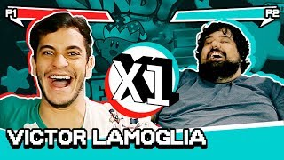Vídeo - X1 | Victor Lamoglia