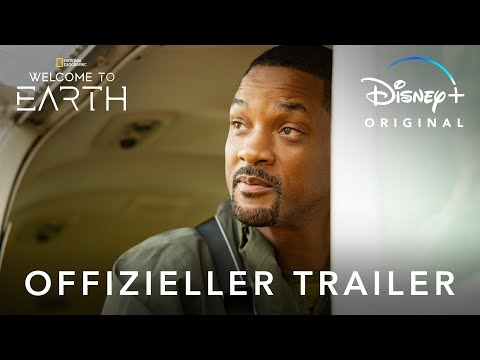 WELCOME TO EARTH - Offizieller Trailer   Disney+