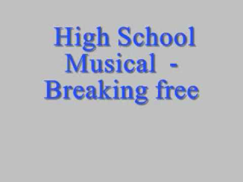 Misc Soundtrack - High School Musical - Breaking Free (Chords)