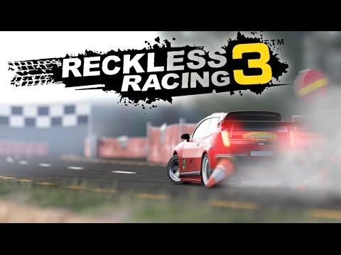 Reckless Racing 3 - Release Trailer