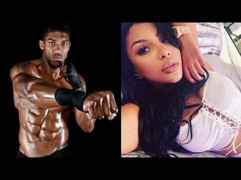 ANTHONY JOSHUA CLEARS THE AIR ON ALLEGED ROMANCE WITH ...