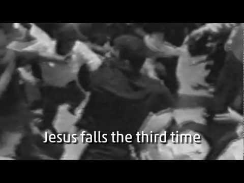 The Ninth Station - Jesus falls the third time