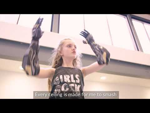 Tilly Lockey - Bionic Girl