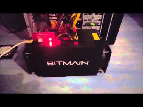 Bitmain AntMiner S3+ 450Gh/s Bis 500Gh/s ASIC Miner BTC Bitcoin Bitmaintech