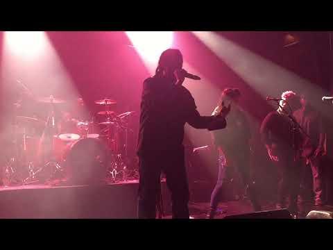 Damian Marley Live @ Irving Plaza NYC 2017