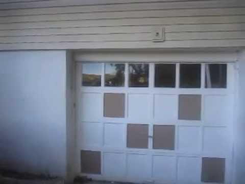 Vinyl Siding Around Garage Door Mycoffeepot Org