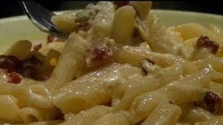 Pasta Carbonara - Ish