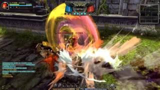 Dragon Nest PVP #448 Lv.93 Abyss Walker vs Blade Dancer (드래곤네스트 ドラゴンネスト 龙之谷 龍之谷)