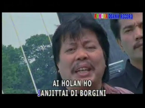 Trio Ambisi - Di Rondang Ni Bulan (Official Lyric Video)