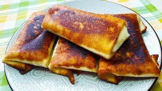 Бомбическая чимичанга / Мексиканская кухня