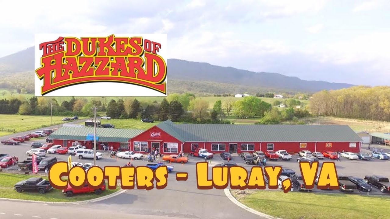 Download Cooters The Dukes of Hazzard Museum Luray, VA
