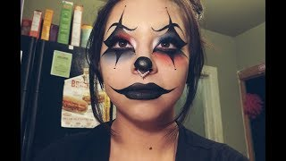 Joker Clown Makeup 🎈
