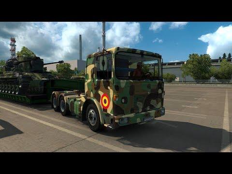 Roman Diesel Transporturi Militare