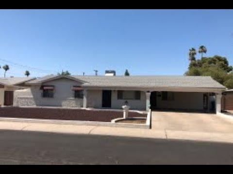 Tour of Phoenix Fixer Upper - Baritone Home Buyers