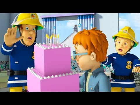 Fireman Sam New Episodes | SPECIAL Happy Birthday Sam ⭐ Battle of Birthdays - 1 Hour | Kids Movies