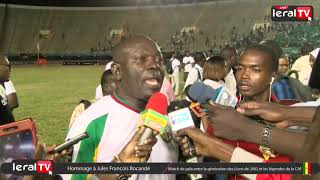 Ballon d' Or africain 2018 : Roger Mendy prie pour que Sadio Mané remporte le titre ce soir