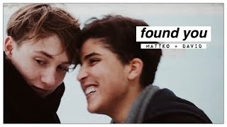 matteo + david | found you [+3x05]
