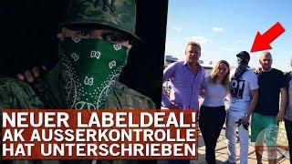 AK Ausserkontrolle hat einen neuen Labeldeal unterschrieben