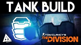The Division Tank Class Skill & Talent Build