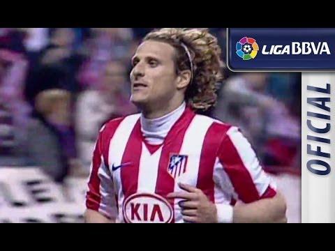 Highlights Atlético de Madrid (4-3) FC Barcelona 2008 - 2009 - HD