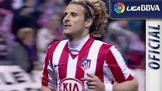 Highlights Atlético de Madrid (4-3) FC Barcelona 2008 - 2009 - HD