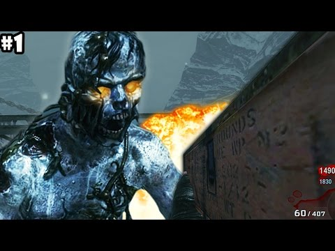 """MYSTERY BOX AS A WEAPON & DUAL WIELD SCAVENGERS!"" - Call of Duty Zombies 'INSANE' MOD #1!"