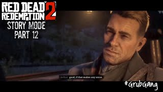Red Dead Redemption (RDR2) story mode - Part 12