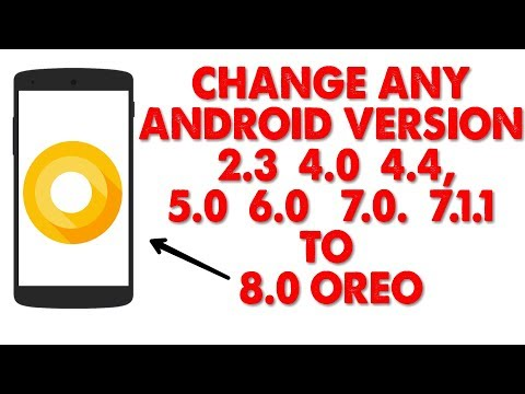 How To Update Your Any Android In Latest Android O 👈 Yes Guys Its True || System Modification