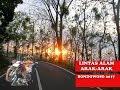 Melewati Jalan Berkelok-kelok Lintas Alam Arak-arak Bondowoso 2017