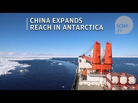 Coldest research centre: China is building fifth research centre in Antarctica