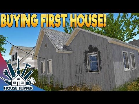 Download Youtube: BUYING OUR FIRST HOUSE! - House Flipper Beta - PC Gameplay