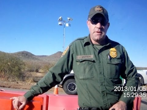 Holding Border Patrol Accountable: Terry Bressi on Recording his 300+ Checkpoint Interactions