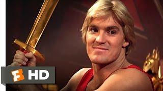 Flash Gordon 10 10 Movie CLIP Crashing Ming S Wedding 1980 HD