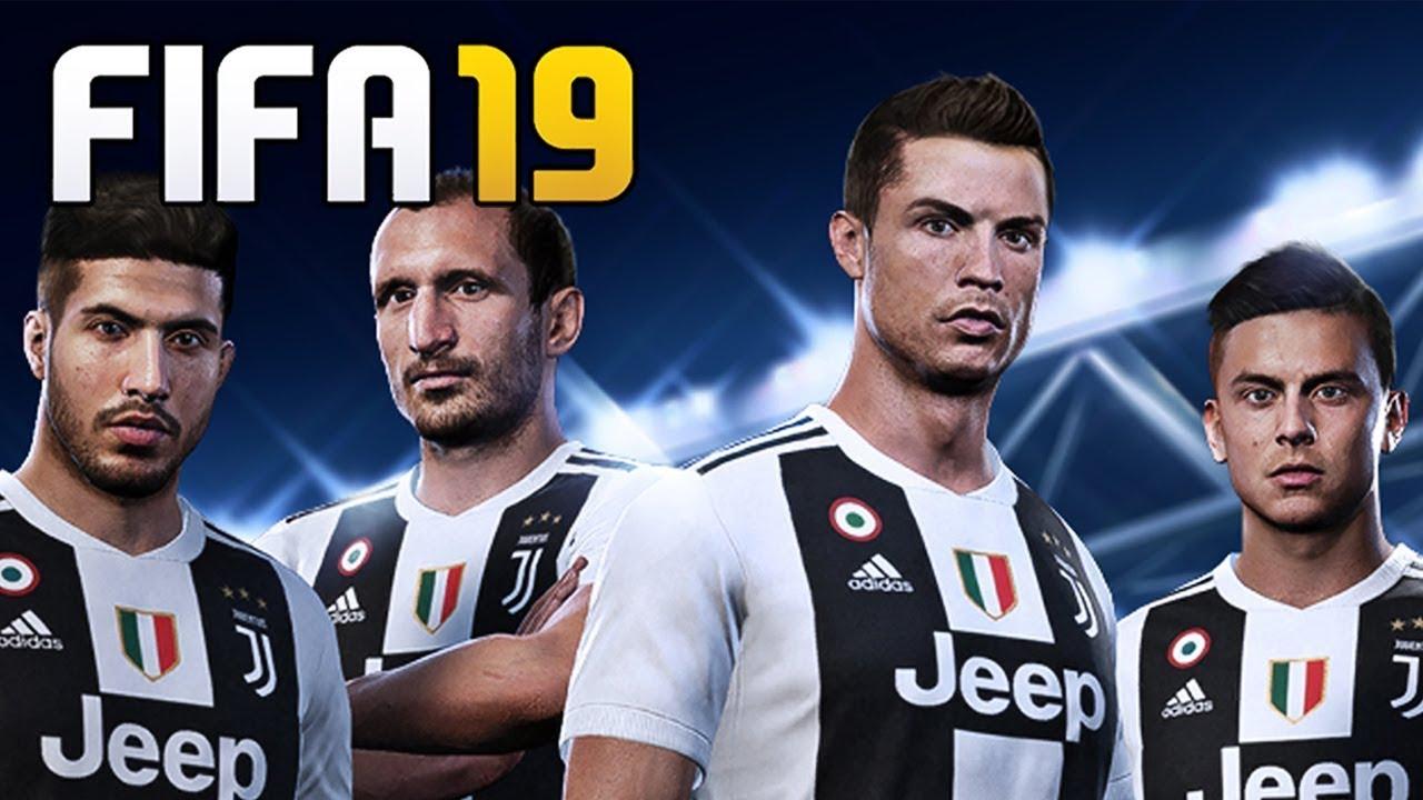6d219f190 FIFA 19 Ronaldo Juventus Trailer FT   New Faces   Kits   - YouTube