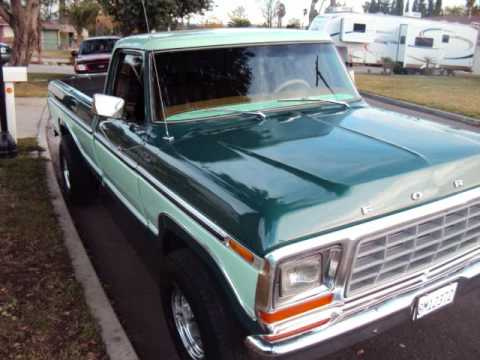 1979 Ford Truck Youtube