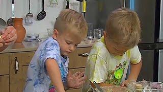 Вкусные уроки - Выпуск 18 - Кухня ТВ