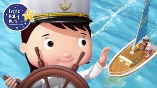 Little Boats - Little Baby Bum | Cartoons and Kids Songs | Songs for Kids | Water Songs For Kids