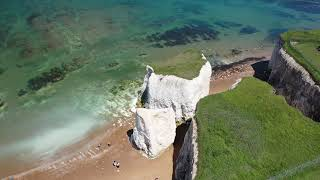 Botany Bay . One of the most instagrammable beaches in UK and a popular film location