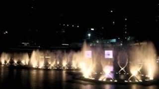 Amazing Dubai Fountains - Arabic song