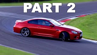 Porsche 911 Carrera S vs BMW M6: Part 2 - Fifth Gear
