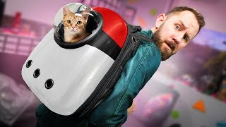 Download 10 Products Only CRAZY Cat People Would Get! Mp3 and Videos