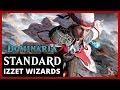 MtG: Izzet Wizards Dominaria Standard Deck Tech